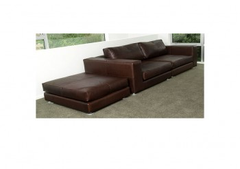 Diaz Sofa in Leather