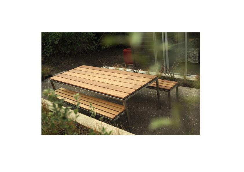 Kwila No 5 Outdoor Table Redfurniture Co Nz