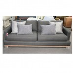 Lichfield Sofa with wooden base