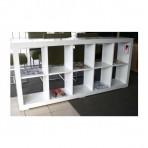 Cubed Bookcase Unit