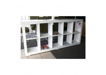 Cubed Bookcase Unit