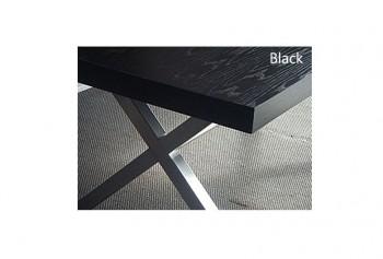 American Oak Veneer – Black