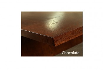 American Oak Veneer – Chocolate