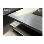 American Oak Veneer – Grey
