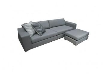 Loft Sofa & Ottoman- Custom Made
