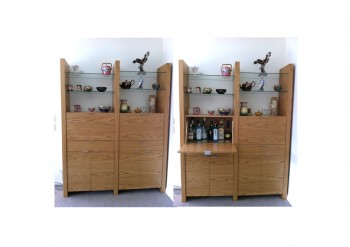 Wall Unit – Custom Made