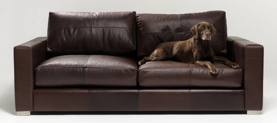 Granada Sofa in Leather