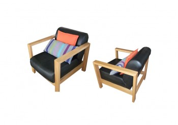 Kingston Timber Armchair