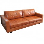 Granada Leather Sofa