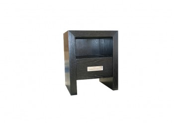 Urbanite Bedside cabinet – Black