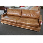 Lichfield Sofa in Leather