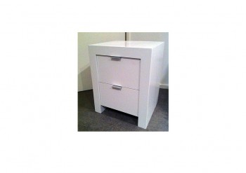 Urbanite Bedside Cabinet with 2 Drawers