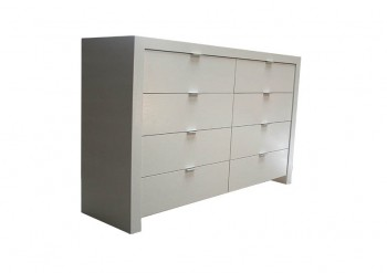 White Urbanite Dresser