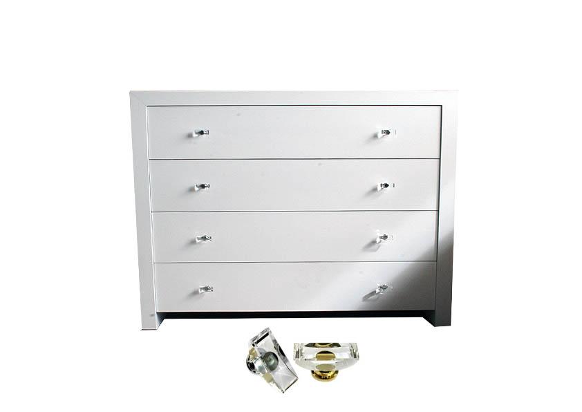 Urbanite Dresser With Crystal Handles Redfurnitureconz
